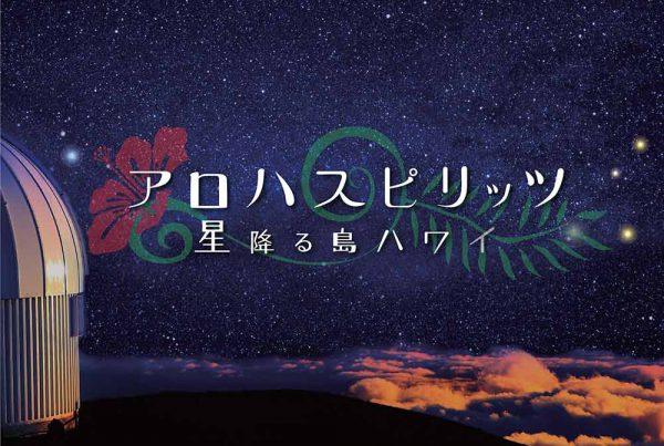 アロハスピリッツ 星降る島ハワイ