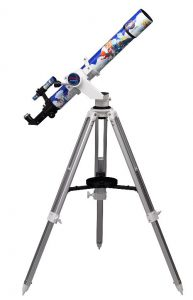 天文宇宙検定オリジナル望遠鏡